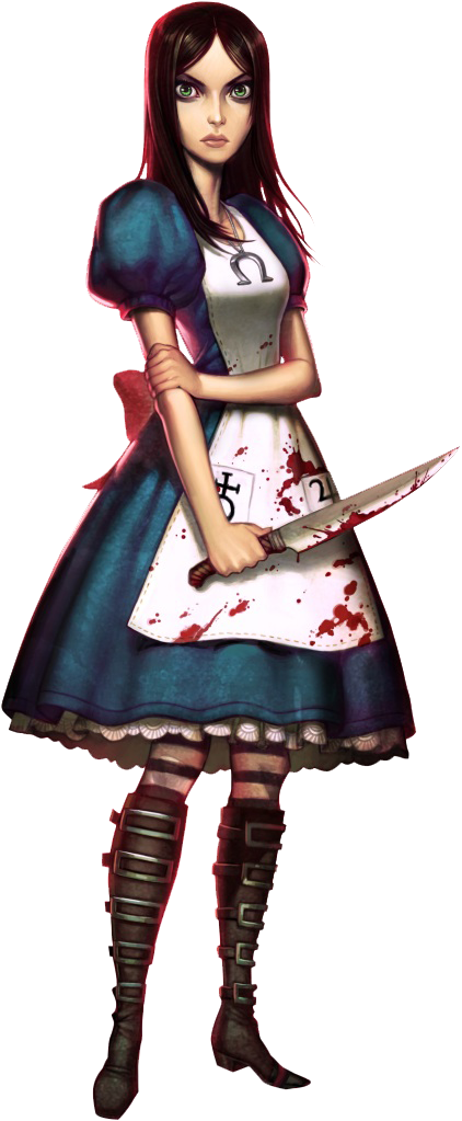 Alice Madness Returns Dresses Anime Alice Liddell (...