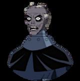 Darkstar (Ben 10) TransparentSticker