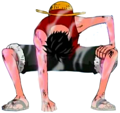 Luffy's 2nd Gear