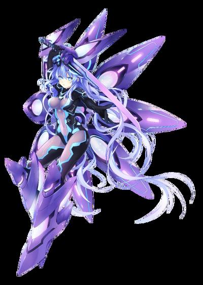 Next Purple render