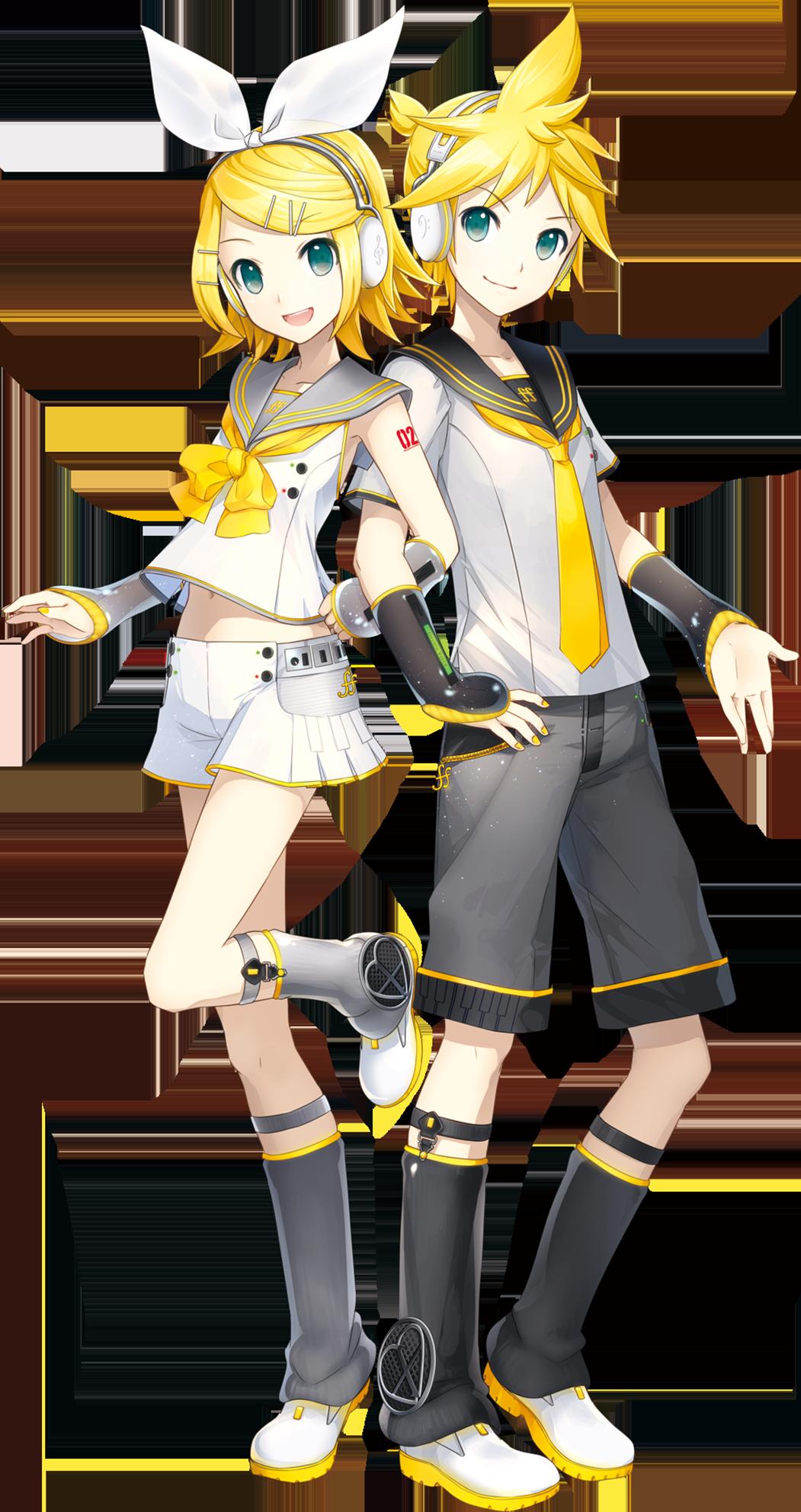 Len Rin Kagamine