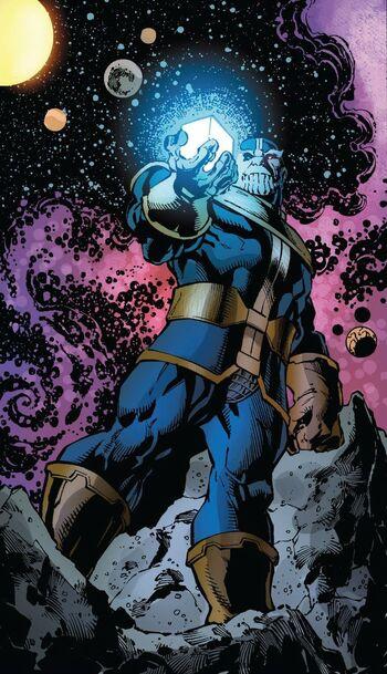 Thanos Cosmic Cube