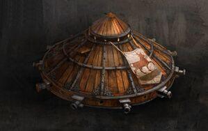 Leonardo's tank (Assassin's Creed)