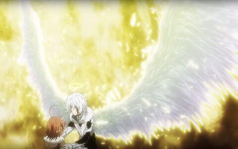 Accelerator (white wings, full wingspan)