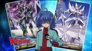 Aichi with Blaster Dark and Blaster Blade