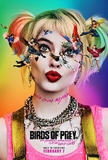 Birds of Prey and the Fatabulous Emancipation of one Harley Quinn Poster