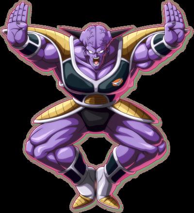 Captain Ginyu Fighterz