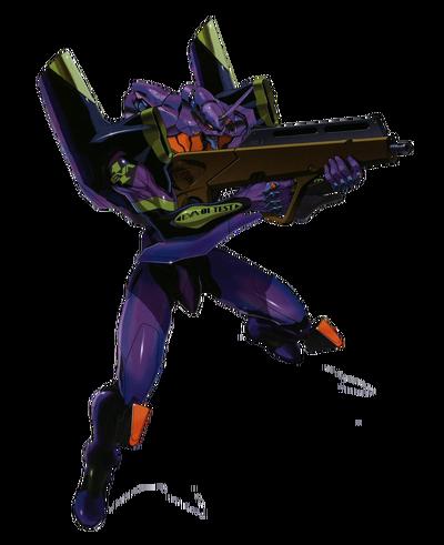 Evangelion Unit 01