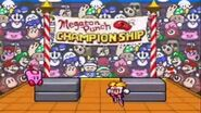 Kirby Super Star - Megaton Punch