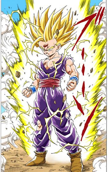 Manga SSJ2