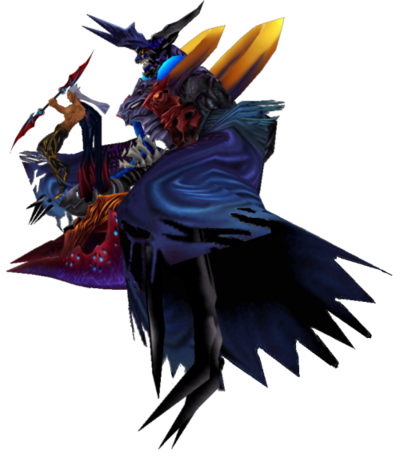 World of Chaos (Guardian) KH