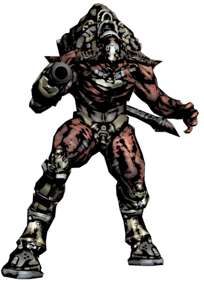 DOOM 3 Cyberdemon (Placeholder)