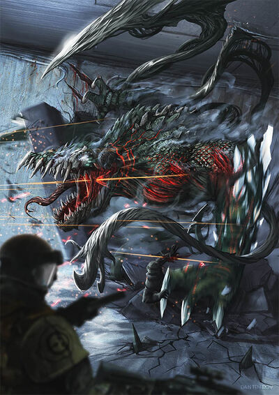 Doomsday Vs Scp 682 Rematch Vs Battles Wiki Fandom