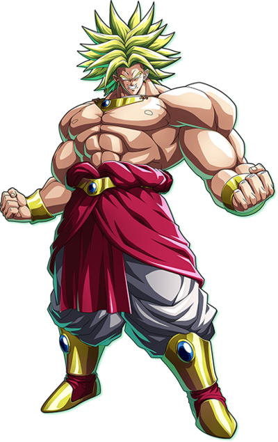 Fighterz LSSBroly