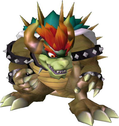 Giga Bowser SSBM render by machriderz-d56n3qn