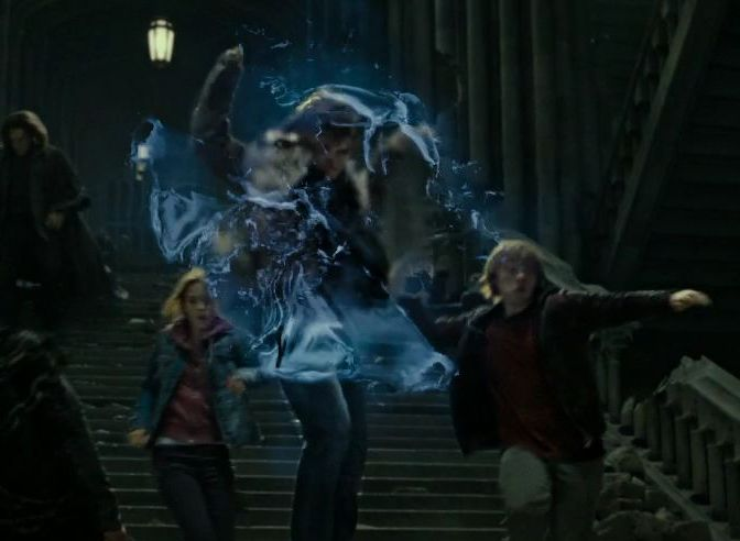 Cat Lady In Harry Potters Name
