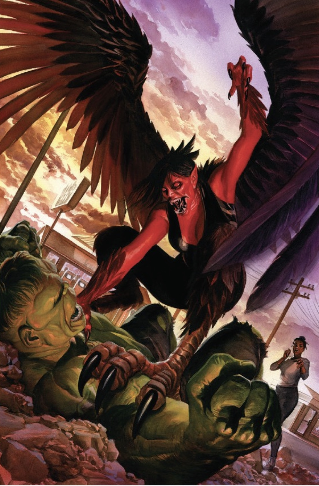 Red Harpy 1