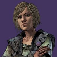 Violet (The Walking Dead)