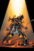 Honey Badger (Marvel Comics)