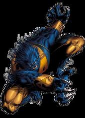 Beast Marvel XP