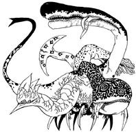 Chimera Indura (Nanatsu no Taizai)
