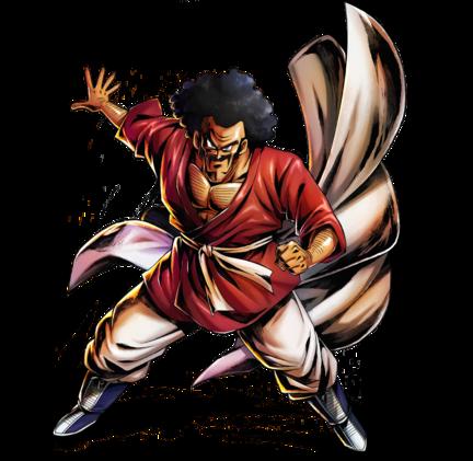 Dragon Ball Z Mr. Satan (Render)