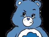 Grumpy Bear (Original)