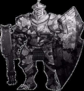 Rudeus armor mk 0 rendered