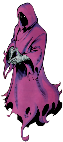 Time Trapper DC Comics