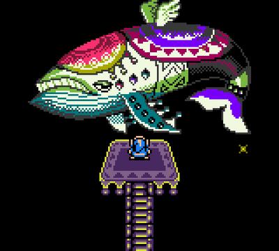 Wind Fish Zelda