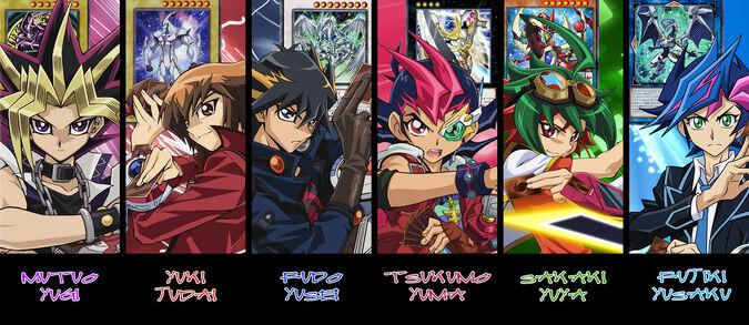 Yu gi oh protagonist ii by kogadiamond1080-db1vo8r