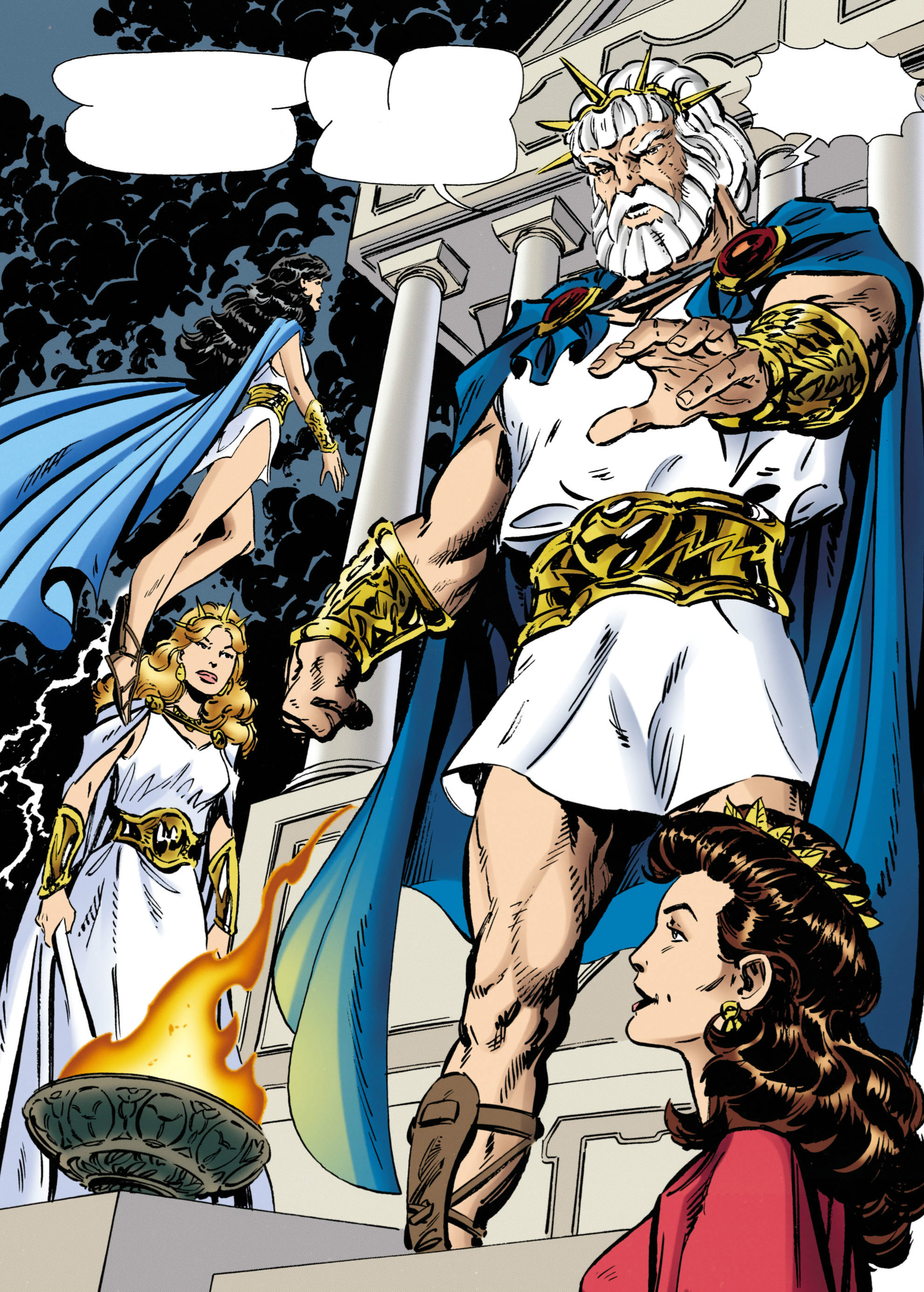 Zeus (DC Comics) | VS Battles Wiki | FANDOM powered by Wikia