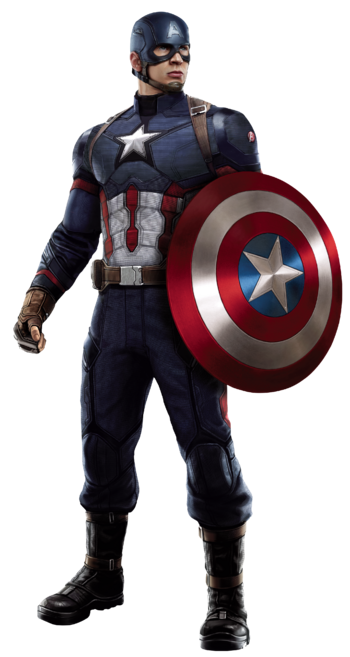 Captain america PNG32