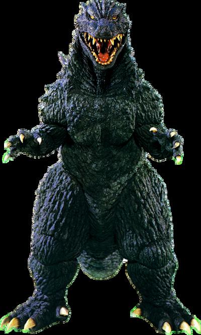 Godzilla 2000 Ultimate Collection p8-9