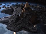 Ha'tak-Class ship