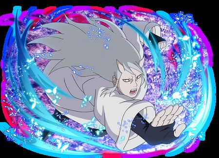 Hamura otsutsuki render ultimate ninja blazing by maxiuchiha22 dcuqruj