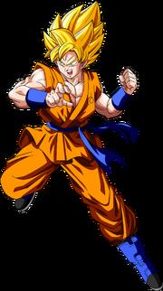 Cloud Strife Vs Goku Vs Battles Wiki Fandom Powered By Wikia