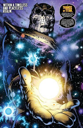 Thanos Ascended