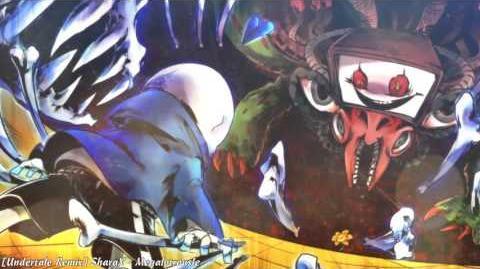 Video - Undertale Remix SharaX - Megalotrousle | VS Battles