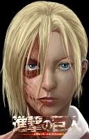 Annie leonhardt titan by doneplay-d7ib6j8