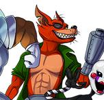 Foxy (Freddy in Space 2)