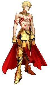 Gilgamesh full power