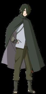 Sasuke boruto adult 2