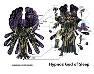 71 Hypnos God of Sleep