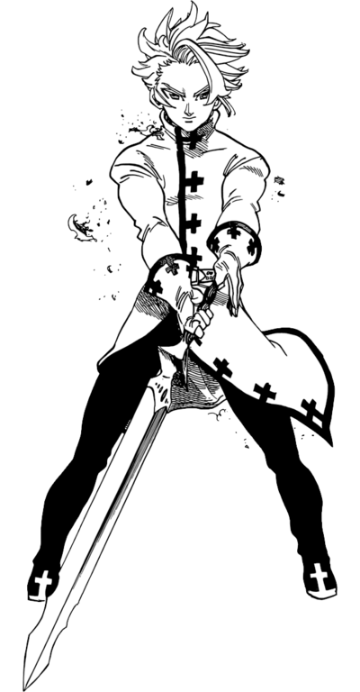 Arthur with Excalibur
