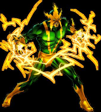Image result for Marvel Electro