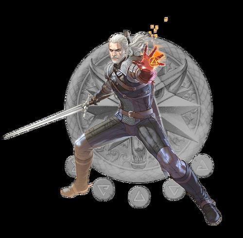 Geralt SC6
