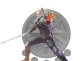 Geralt (Soul Calibur)