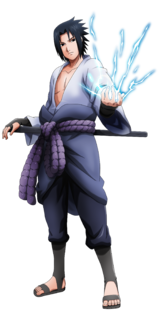Sasuke Uchiha (Part II)