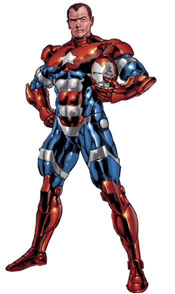 Norman osborn iron patriot render by markellbarnes360-d9zq6kc